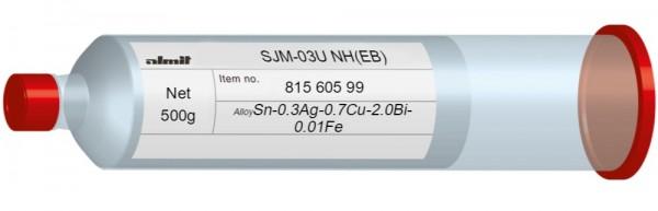 SJM-03U NH(EB) 11.5% (10-28 µ) 0.5kg Kartusche