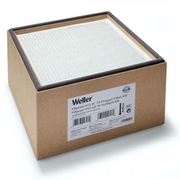 Weller Filterset für Zero Smog 2, Zero Smog EL, WFE 2ES / CS