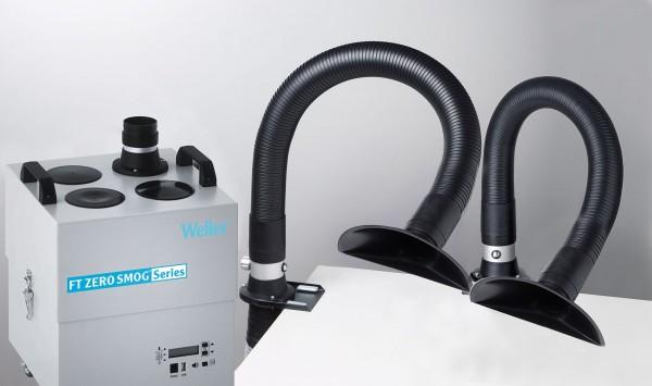 Weller Zero Smog 4V Kit 2 Trichter
