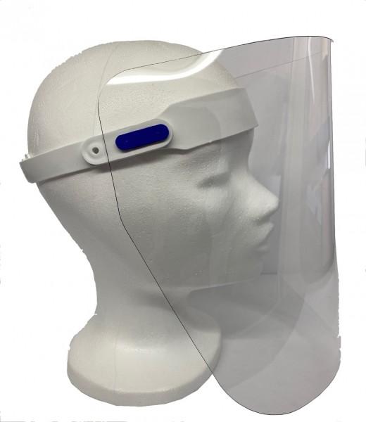 Gesichtsschutz mit Visir