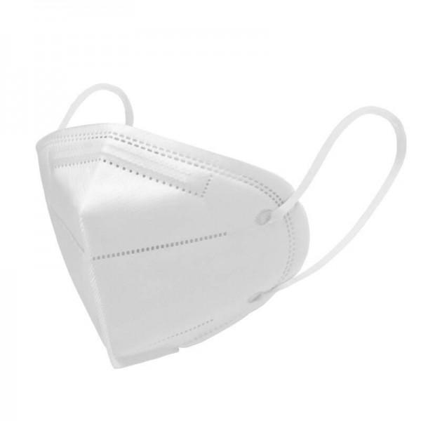 FFP2 Atemschutzmaske - Mundschutzmaske 5-Lagen CE zertifiziert 20 Stück
