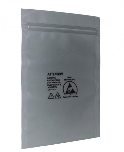 ESD-Abschirmbeutel Metal-In mit Druckverschluss