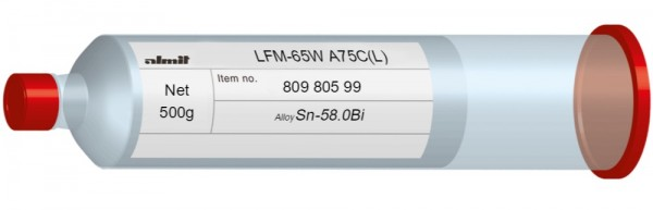 LFM-65W A75C(L); Flux 11%; (20-38 µ); 0.5kg Kartusche