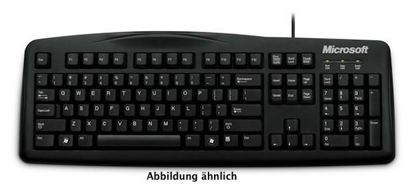 ESD Tastatur deutsches Layout antistatisch USB Anschluss
