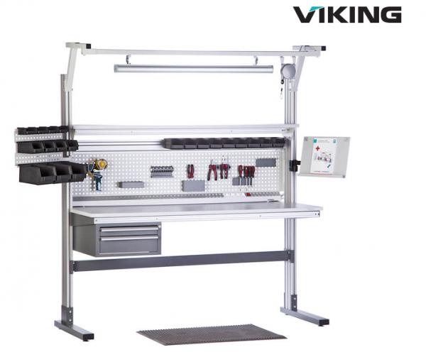 Viking ESD-Arbeitssystem